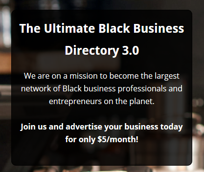BlackBusinessList.com